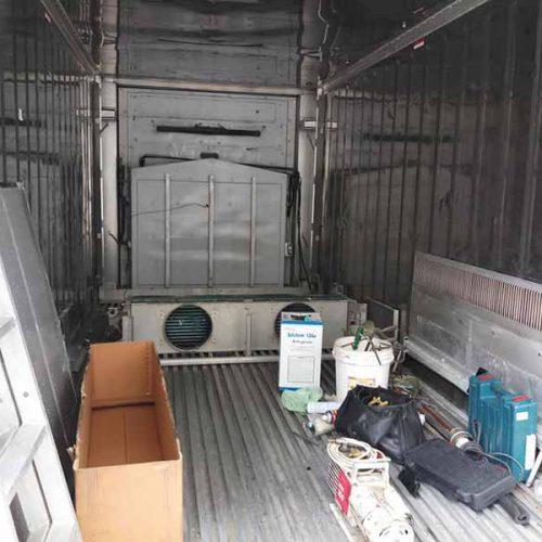 商船冷凍貨櫃維修新舊買賣05