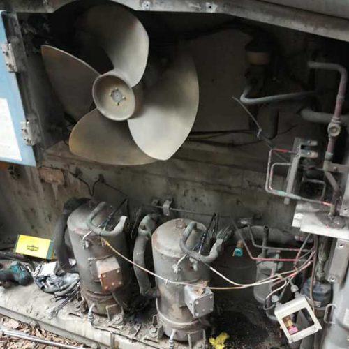商船冷凍貨櫃維修新舊買賣09